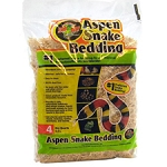 ZOO MED ASPEN BEDDING - 4 qt BAG