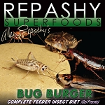 REPASHY BUG BURGER - BUG FOOD - 6 oz