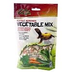 ZILLA VEGETABLE MIX - REPTILE MUNCHIES - 4 OZ BAG