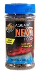 ZOO MED AQUATIC NEWT FOOD - 2 oz
