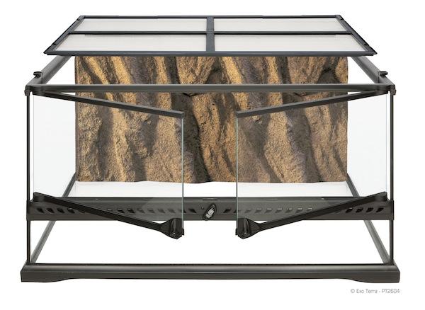 Exo Terra Glass Terrariums Medium Low 24 Quot X 18 Quot X 12 Quot