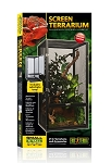 EXO TERRA - SMALL XTALL SCREEN TERRARIUM - 18  x 18  x 36