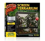 EXO TERRA - LARGE XTALL SCREEN TERRARIUM - 36  x 18  x 36