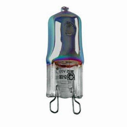 Zilla Mini Halogen Bulb 50 Watt Red