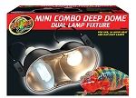 ZOO MED COMBO DEEP DOME - mini