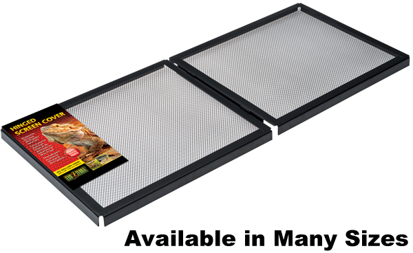 75 gallon aquarium reptile lid tetrafuana 75 gallon for Fish tank top cover