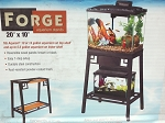 AQUEON - FORGE AQUARIUM STANDS - top fits 10 GAL & bottom fits 5.5 GAL - WE DO NOT SHIP THIS ITEM, YOU CAN PICK IT UP IN OUR RETAIL STORE IN MADISON, WI
