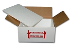 REPTILE INSULATED SHIPPING BOX - 15
