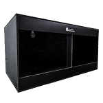 4'x2'x2' Premium PVC Enclosure - (shipping included in price)