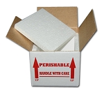 REPTILE INSULATED SHIPPING BOX - 6
