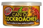 ZOO MED - CAN O COCKROACHES