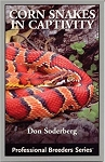 Corn snakes in captivity book