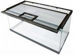 z OUT OF STOCK - ZILLA REPLACEMENT SCREEN TOP with DOOR - 30/40 GAL BREEDER (screentop only)