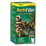 TETRAFAUNA - REPTO FILTER 90 GPH (up to 20 gal) - FOR FROGS, NEWTS & TURTLES