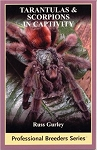 Tarantulas in captivity book