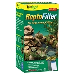 TETRAFAUNA - REPTO FILTER 125 GPH (up to 55 gal) - FOR FROGS, NEWTS & TURTLES