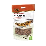 ZILLA MEALWORMS - REPTILE MUNCHIES - freezedried,  3.75 OZ BAG