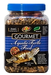 ZOO MED GOURMET AQUATIC TURTLE FOOD - 6 oz.