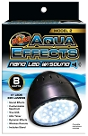 ZOO MED AQUA EFFECTS - NANO LED WITH SOUND - MODEL 2