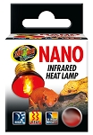 ZOO MED - NANO INFRARED HEAT LIGHT - 40 WATT