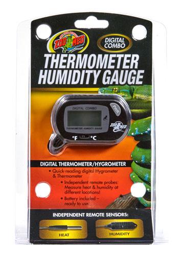 exo terra hygrometer instructions
