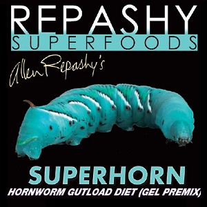 REPASHY SUPERHORN - HORNWORM BUG FOOD - 6 oz