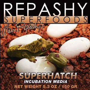 SUPERHATCH - INCUBATION MEDIA - 6.6 lb jar