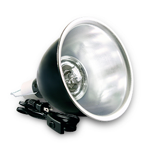 "8.5"" BLACK DEEP DOME fixture - UP TO 160 WATTS"