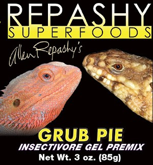 REPASHY GRUB PIE - 6oz. - insectivore diet