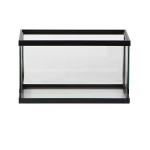 GLASS AQUARIUMS - 5.5 GAL