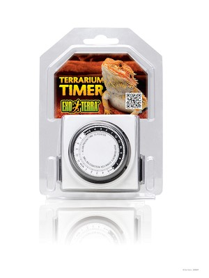 EXO TERRA DUAL OUTLET TIMER - analog
