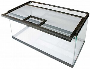 ZILLA REPLACEMENT SCREEN TOP with DOOR - 30/40 GAL BREEDER (screentop only)