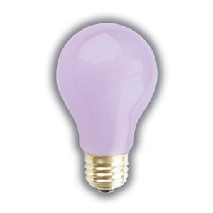 DAY LIGHT BLUE REPTILE BULB - 150 WATT