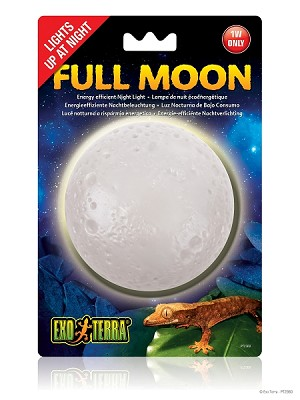 FULL MOON - NIGHT LIGHT - only 1 watt