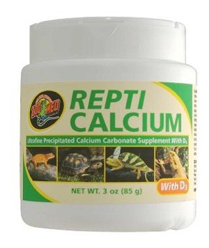 ZOO MED REPTI CALCIUM WITH D3, 3 oz