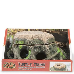 "ZILLA TURTLE TRUNK - 12.25"" x 10"" x 6.5"" H"