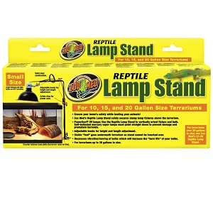 z OUT OF STOCK - ZOO MED LAMP STAND - SMALL