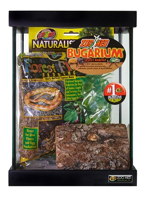 Bugarium Insect Habitat Kit - 3 gallon