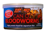 ZOO MED - CAN O BLOODWORMS