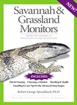 z OUT OF STOCK - Savannah & Grassland Monitors book