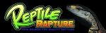 Reptile Rapture Bumper Sticker - Black Throat Monitor