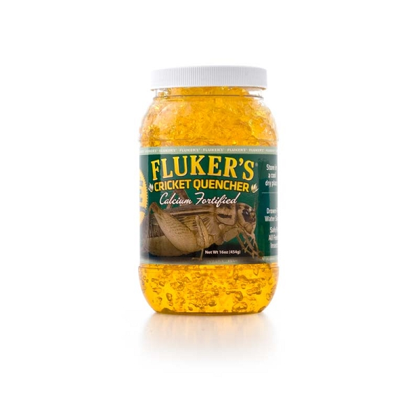 FLUKERS  - CRICKET QUENCHER WITH CALCIUM