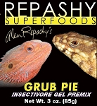 REPASHY GRUB PIE - 12oz. - insectivore diet