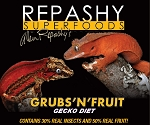 REPASHY GRUBS N FRUIT GECKO DIET - 6 OZ