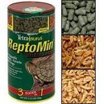 TETRA REPTOMIN SELECTOR FOOD, 1.55 oz.