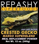 REPASHY CRESTED GECKO DIET - MANGO - 12 OZ