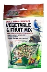 ZILLA VEGETABLE & FRUIT MIX - REPTILE MUNCHIES - 4 OZ BAG