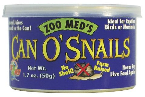 ZOO MED - CAN O SNAILS