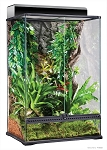 EXO-TERRA GLASS TERRARIUMS - MEDIUM XTALL - 24