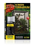 EXO TERRA - MEDIUM XTALL SCREEN TERRARIUM - 24  x 18  x 36